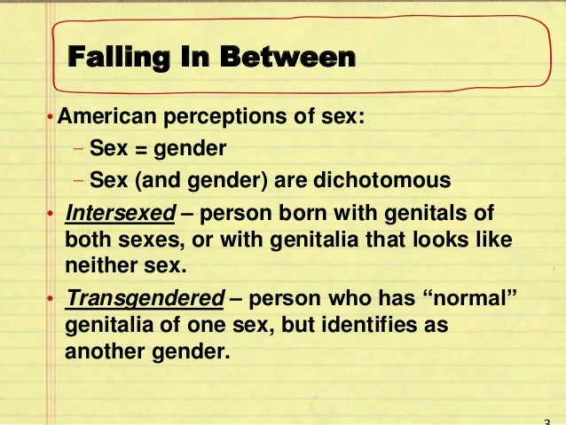 """Gender and Society (Chapter 8, """"You May Ask Yourself"""") Slide 3"""