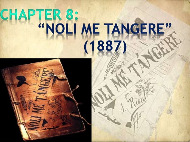 noli me tangere chapter 1 summary english