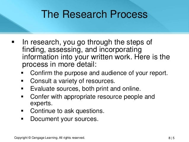 what are the five steps in the college writing process university of phoenix