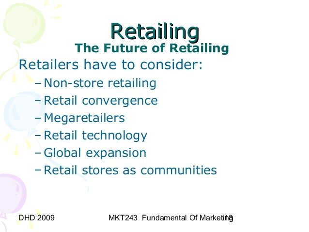 non store retailing definition