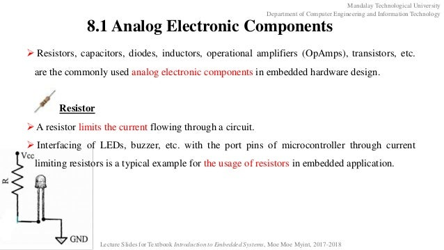 Chapter 8 Embedded Hardware Design And Development Second Portion