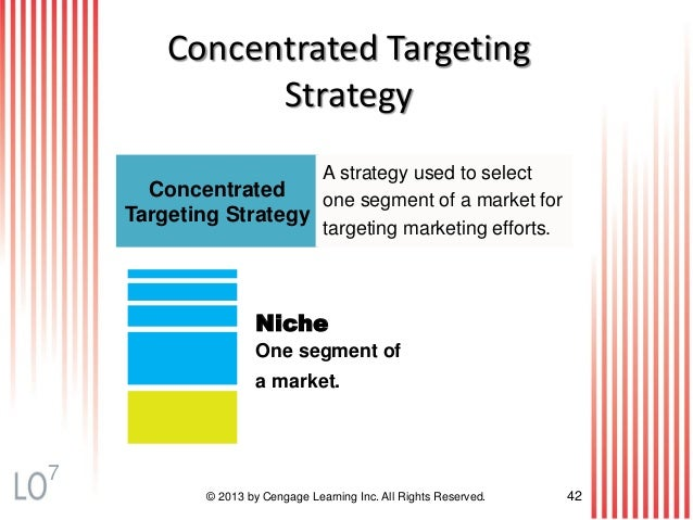 Chapter 8 Segmenting and Targeting Markets 2014