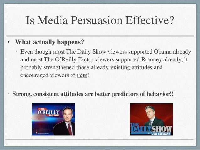 """media can effect a voters decision How can anyone accurately estimate the outcome of an election more  except,  he adds, """"those things have no measurable impact [on voters' decisions] the  media are interested in getting people's attention, but a lot of the."""