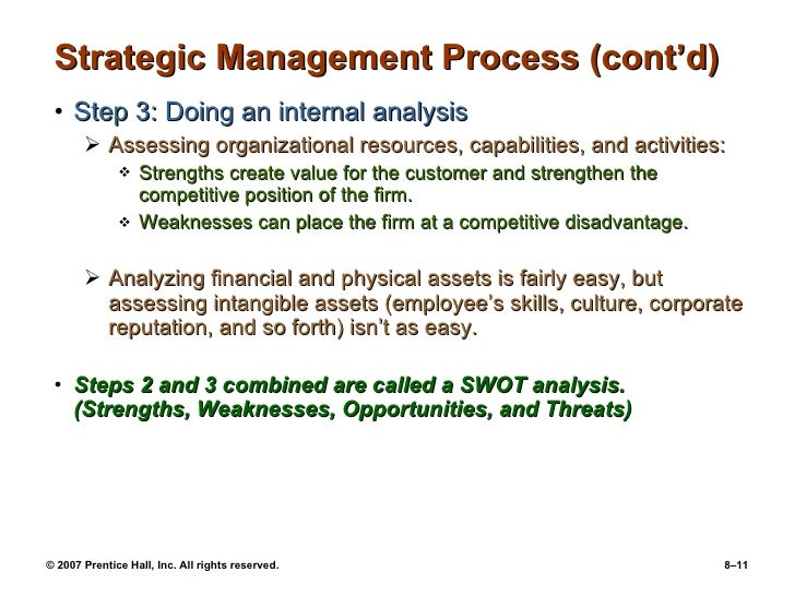 strategic management chapter 04 Contents preface ix pdrti strategic analysis ^chapter 1 strategic management: creating competitive advantages 2 strategy spotlight 11: how ceo george buckley.