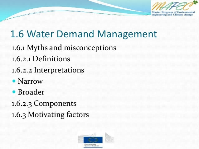 demand management ppt Demand management dr ron tibben-lembke scm 461 role of demand management collect information from all demand sources customers spare parts negotiate and confirm shipping dates, quantities confirm order status, communicate changes.