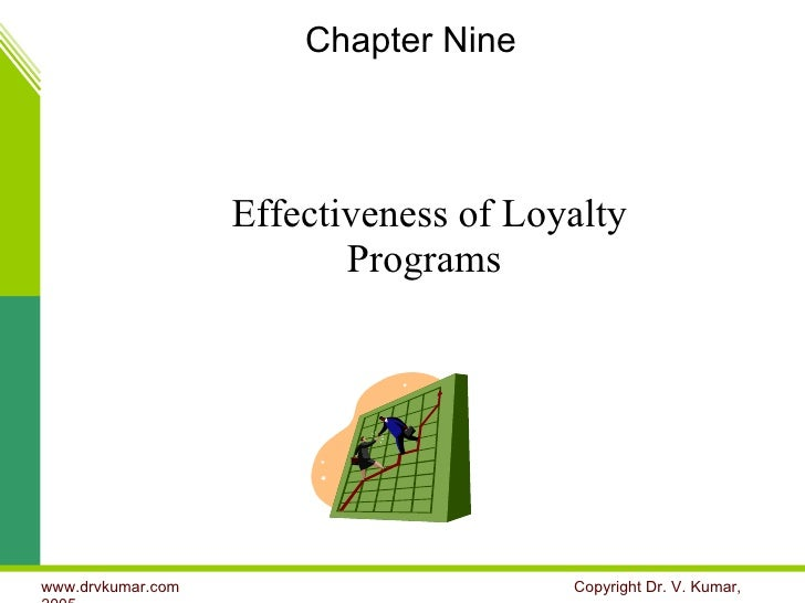 six 6 features of an effective total rewards program These 6 key features of effective loyalty programs can actually help you get customers to come back and buy something again are you getting the most from your retail loyalty program or are you considering implementing a loyalty program and wondering if it's worthwhile.