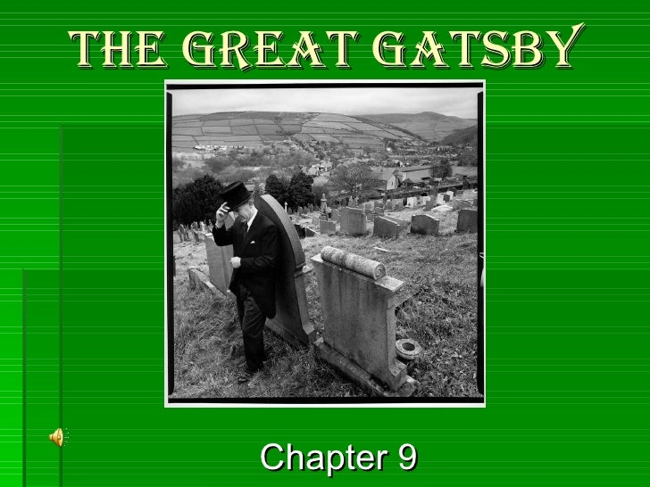 the great gatsby chapter 9 pdf