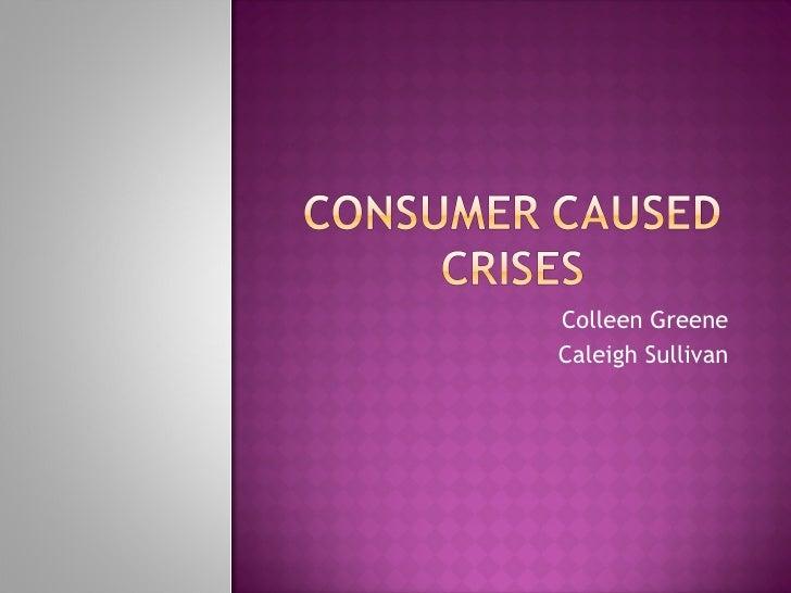 Colleen Greene Caleigh Sullivan