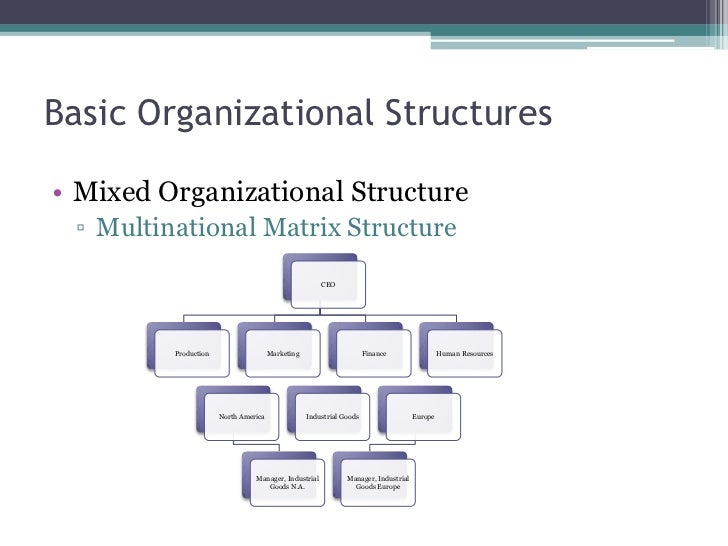 volkswagen organisational structure The definition of a global product division fits to the organizational structure of volkswagen's customer oriented structure in a global product division, the domestic divisions are responsible for the multinational product groups (melin, 1992.