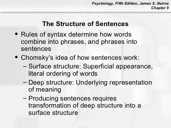 psychology 101  chapter 9