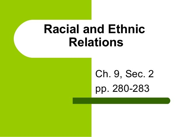 race and ethnic inequalities by charles Racial inequality essay  looks at the causes of racial and ethnic inequalities in  and race inequalities and the issues surrounding them in the.