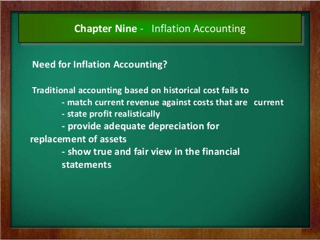 Inflating Equity: Inflation's Impact on Financial Statements and ROE