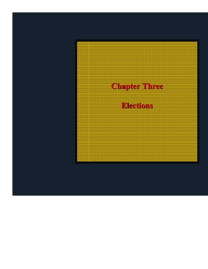 Rational abstention thesis