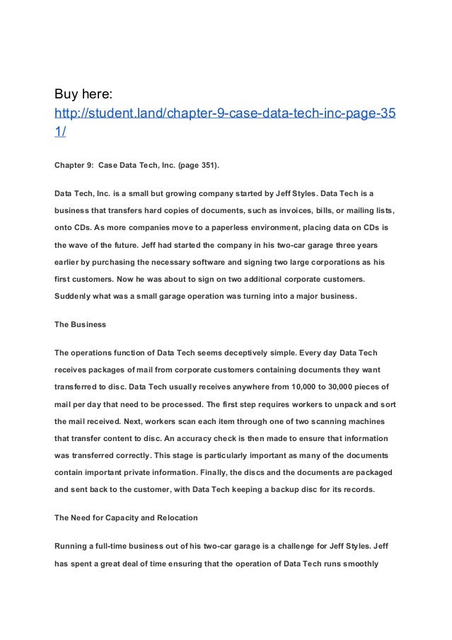 chapter 4 data case Chapter 4 qualitative research methodology introduction in chapter six section 412 outlines some section 42 describes how a suitable case study was.