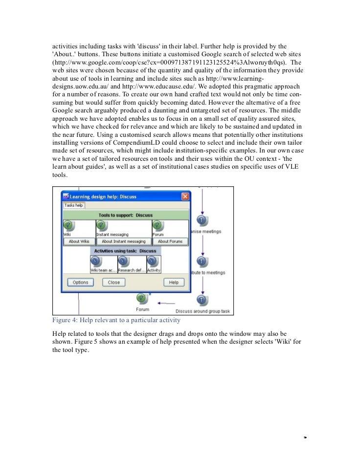 essay for page 9 scenario study