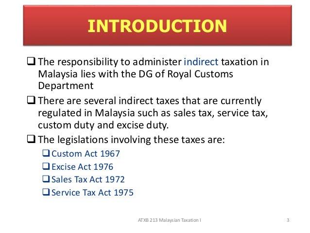 customs act 1967 malaysia pdf