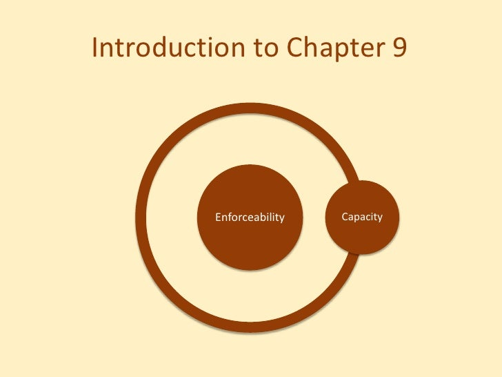 Introduction to Chapter 9<br />