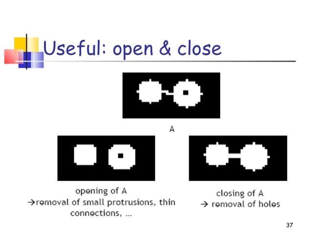 Useful: open & close37