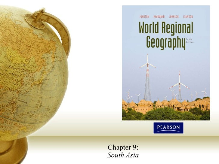 Chapter 9: South Asia