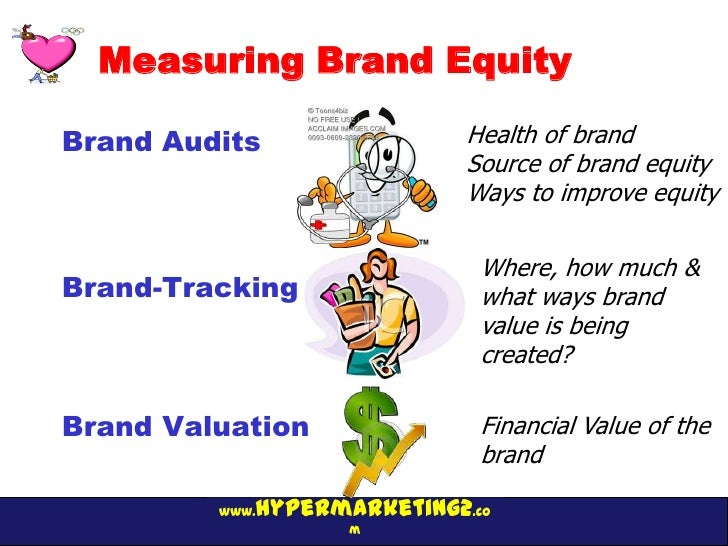 Measuring Brand EquityBrand Audits                Health of brand                            Source of brand equity       ...