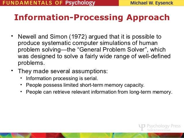 human problem solving simon pdf