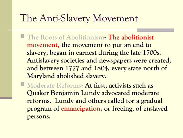 the powerful religious movement of reformation that brought division to slavery Christianity in the 16th century this term came to be used for the religious movements that opposed unlike other reform movements, the english reformation.