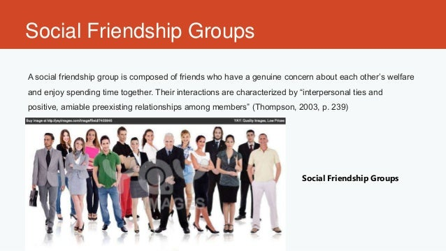 social friendship Gallery