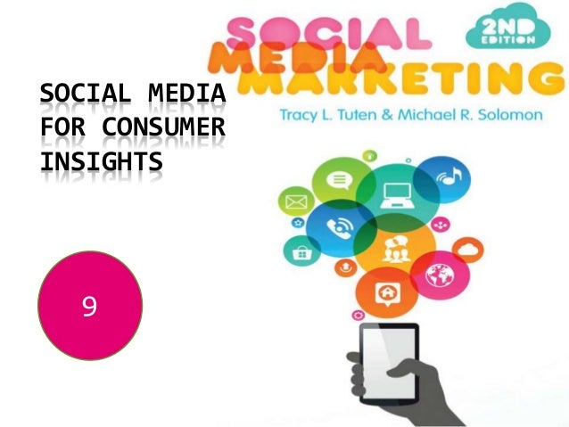 SOCIAL MEDIA FOR CONSUMER INSIGHTS 9