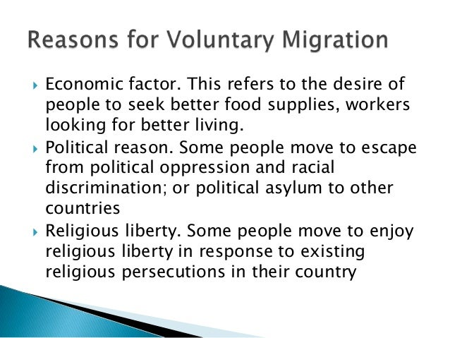introduction definitions of forced migration politics essay Introduction to the course part i: forced migration: concepts, causes and responses  political and theoretical definitions and frameworks  refugees and forced .