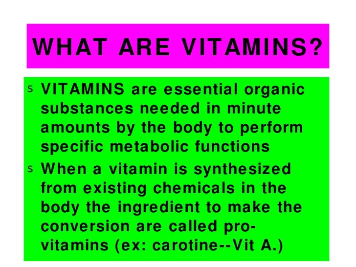 chapter 9 vitamins and chapter 10 minerals, Cephalic Vein