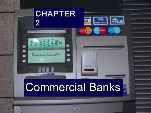 CHAPTER 2Commercial Banks