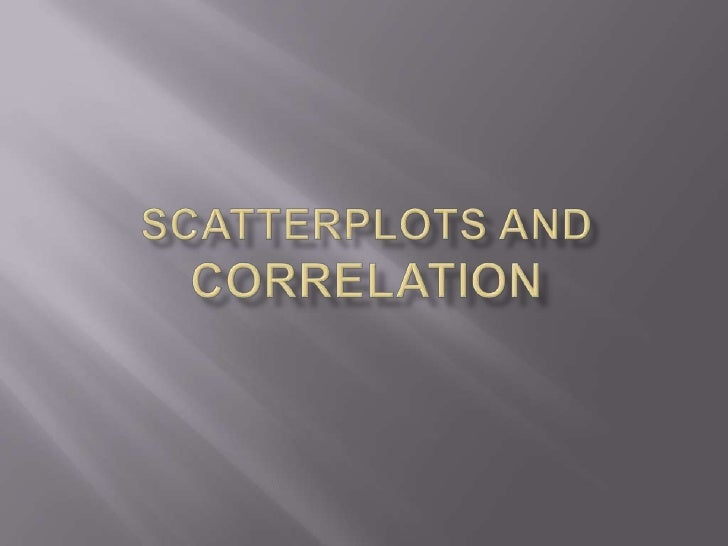    Explanatory and response variables   Displaying relationships: scatterplots   Interpreting scatterplots   Adding ca...