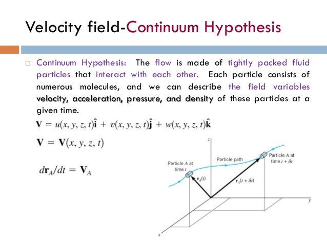 how to find velocity field