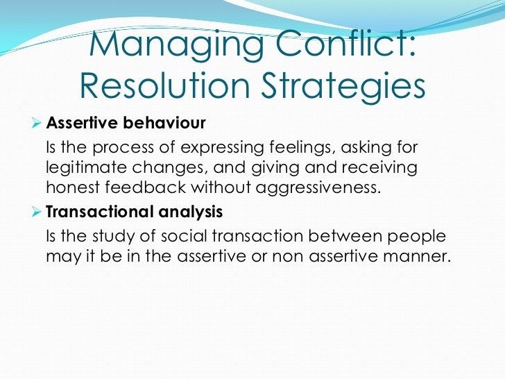 an overview of the group conflict resolution in the social circles Restorative approaches when working - transforming conflict.