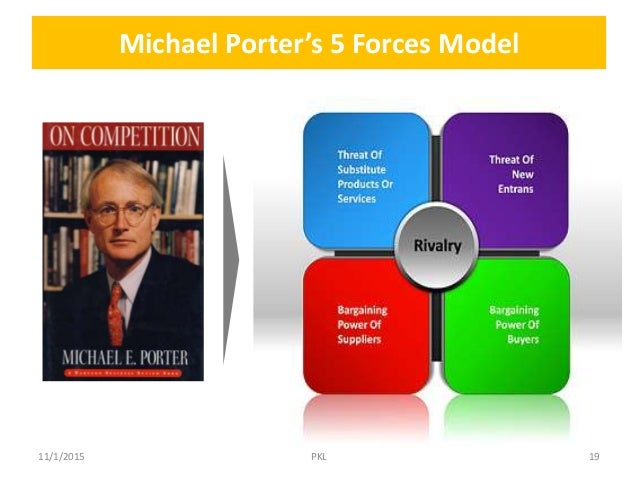 porters 5 forces 4 essay Porter's five forces works best when looking at an entire market  to apply  porter's five forces, you need to work through these questions for.
