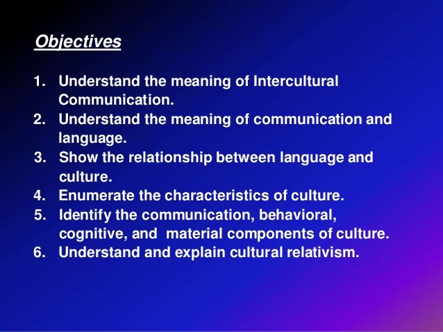 5 relationship between language and communication
