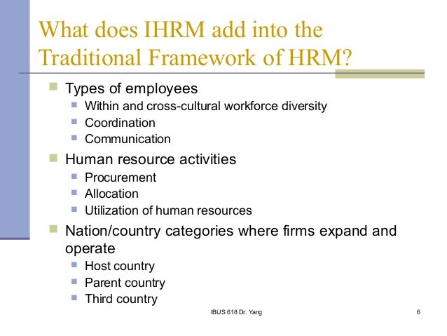ihrm training and development View essay - intercultural management unit 6 article critique - roland from mba 6631 at columbia southern university, orange beach running head: article critique: the succes of ihrm.