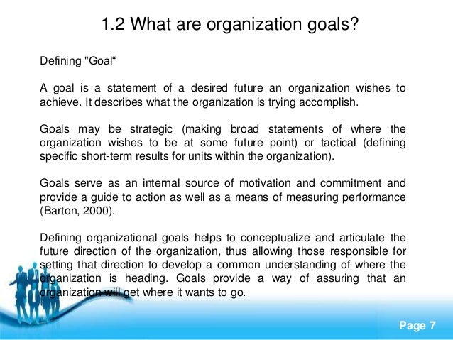 topic one introduction to organizations and 2009-7-8 1 chapter 1 introduction chapter 1, which introduces the study and states the focus of the study, begins with background.
