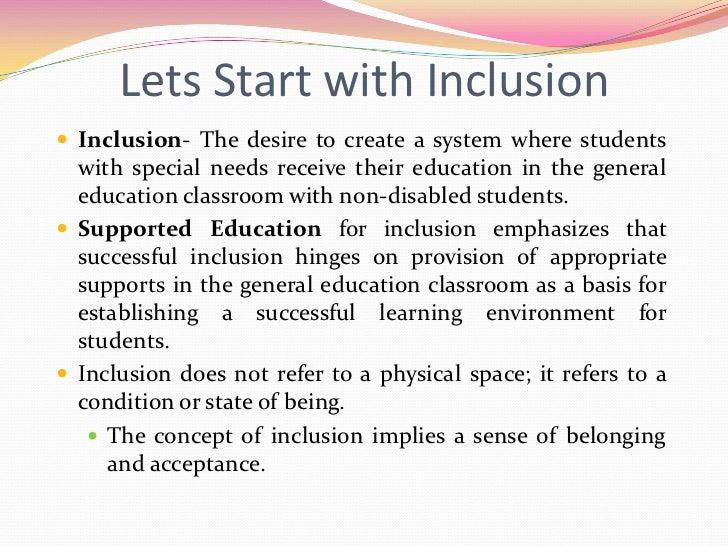session 5 notes inclusion strategies Read chapter 5 preparing teachers for inquiry-based teaching: humans,  especially  and practicing teachers both develop and use inquiry-based  strategies  in summary, the most important step for me in becoming a more  effective teacher  between sessions, we would teach one assigned unit (there  were three per.