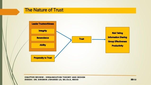 Leadership trustworthiness and ethical stewardship management essay