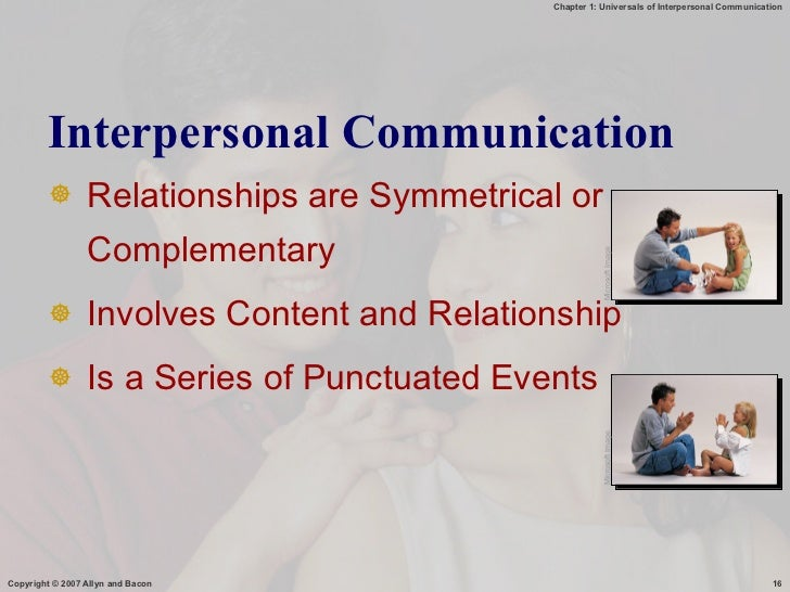the inevitable irreversible and unrepeatable human communication Finally, communication is unrepeatable the circumstances that existed and set the context for a previous communication are subject to constant change relationship dynamics, frame of mind, and the situational context are always in flux.
