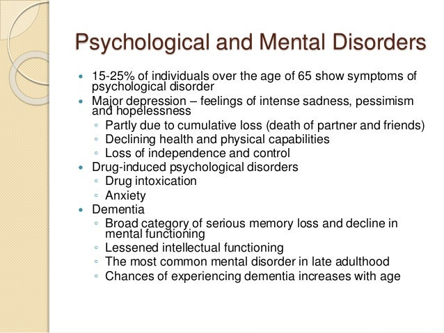 Chapters 17, 18 and 19   life span development Slide 3