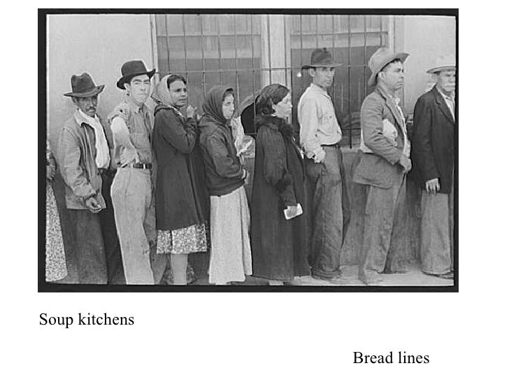 Soup Kitchens In Enfield