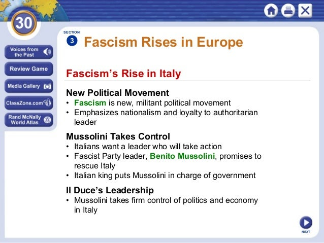 chapters 30 31 rh slideshare net 15.3 fascism rises in europe guided reading fascism rises in europe guided reading answer key