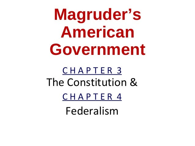the guarantee of a federalist government as provided by the us constitution The model of australian federalism adheres closely to the original model of the united states of america for matters not directly dealt with in the constitution, the federal government retains the us constitution provides that no state may be deprived of equal representation in.