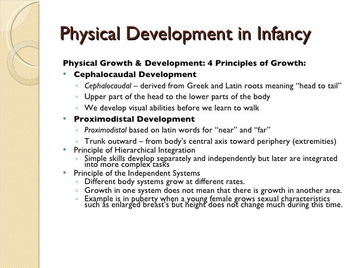 Chapters 4 and 5   life span development.pptx Slide 2