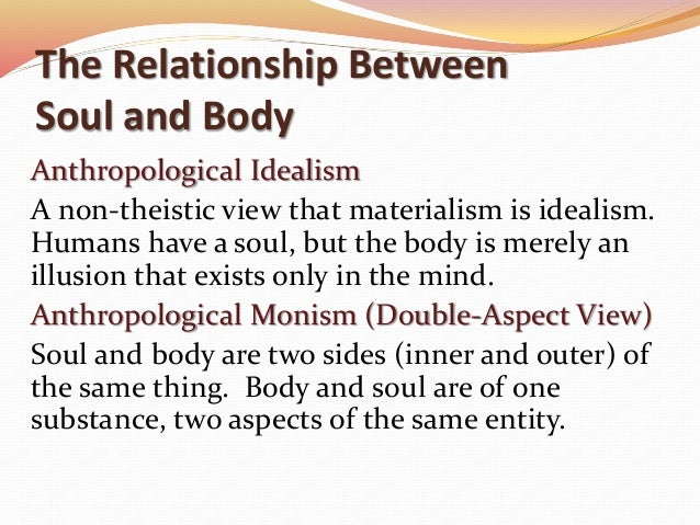 the relationship between monism and dualism Theories dualism and monism •capture some, but not all of multifaceted relationship between domestic and international law today dualism (triepel/anzilotti).