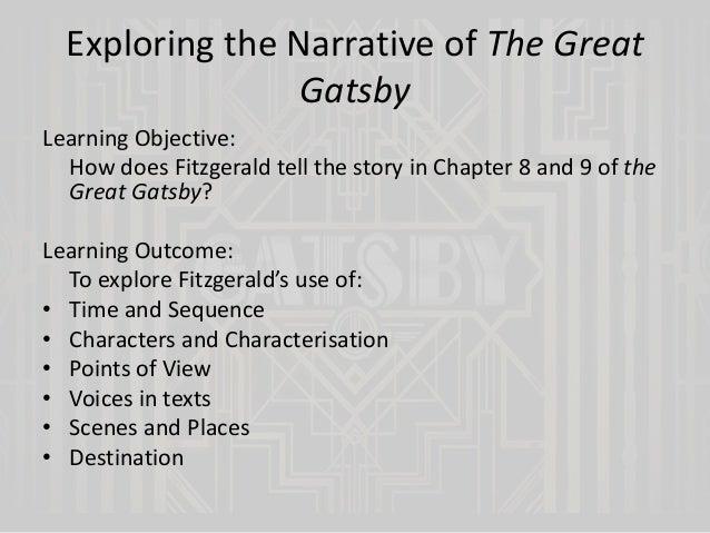 jay gatsby physical description