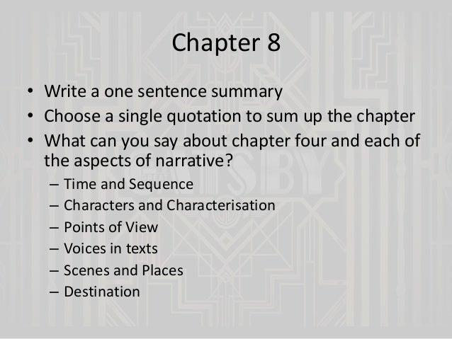 the great gatsby book short summary