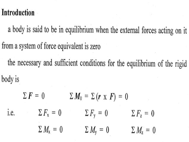 engineering    statics     equilibrium